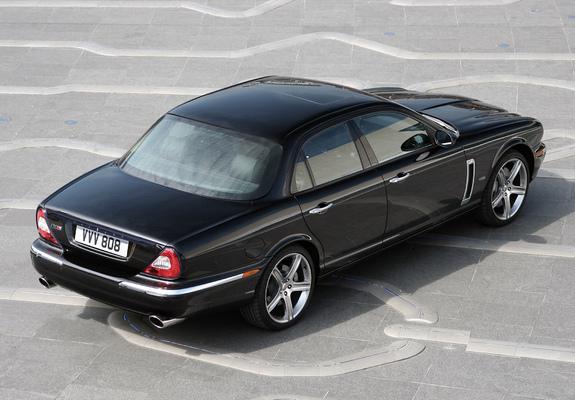 Images of Jaguar XJR Portfolio (X350) 2006