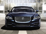 Images of Jaguar XJL UK-spec (X351) 2010