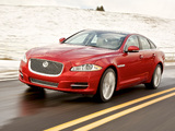 Images of Jaguar XJ AWD US-spec (X351) 2012