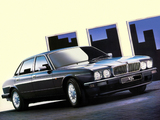 Jaguar XJ6 (XJ40) 1986–94 photos