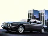 Jaguar XJ6 (XJ40) 1986–94 wallpapers