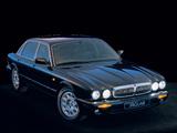 Jaguar XJ8 (X300) 1997–2003 photos