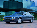 Jaguar XJ Executive (X308) 1997–2003 pictures