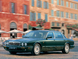 Jaguar XJ8 (X300) 1997–2003 wallpapers