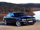 Jaguar XJR EU-spec (X350) 2003–07 images