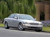 Jaguar XJ Super V8 (X350) 2003–07 photos