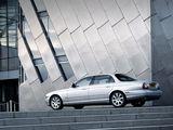 Jaguar XJ8 LWB (X350) 2003–07 wallpapers