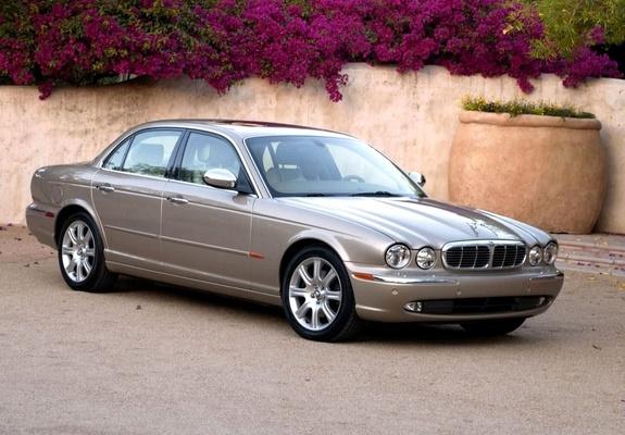 2004 jaguar xj8 vanden plas