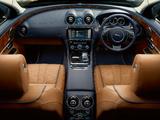 Jaguar XJ UK-spec (X351) 2009 photos