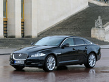Jaguar XJ (X351) 2009 pictures