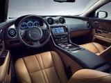 Jaguar XJL US-spec (X351) 2010 images