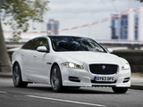 Jaguar XJL Supersport UK-spec 2010 pictures