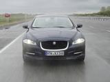 Jaguar XJ Sport Pack (X351) 2011 pictures