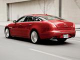 Jaguar XJ AWD US-spec (X351) 2012 images