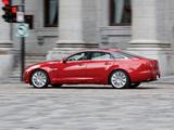 Jaguar XJ AWD US-spec (X351) 2012 photos