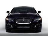 Jaguar XJ Ultimate (X351) 2012 wallpapers
