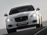 Jaguar XJR UK-spec 2013 photos