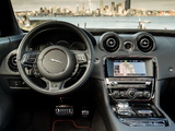 Jaguar XJR US-spec (X351) 2013 photos