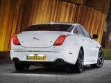 Jaguar XJR UK-spec 2013 pictures