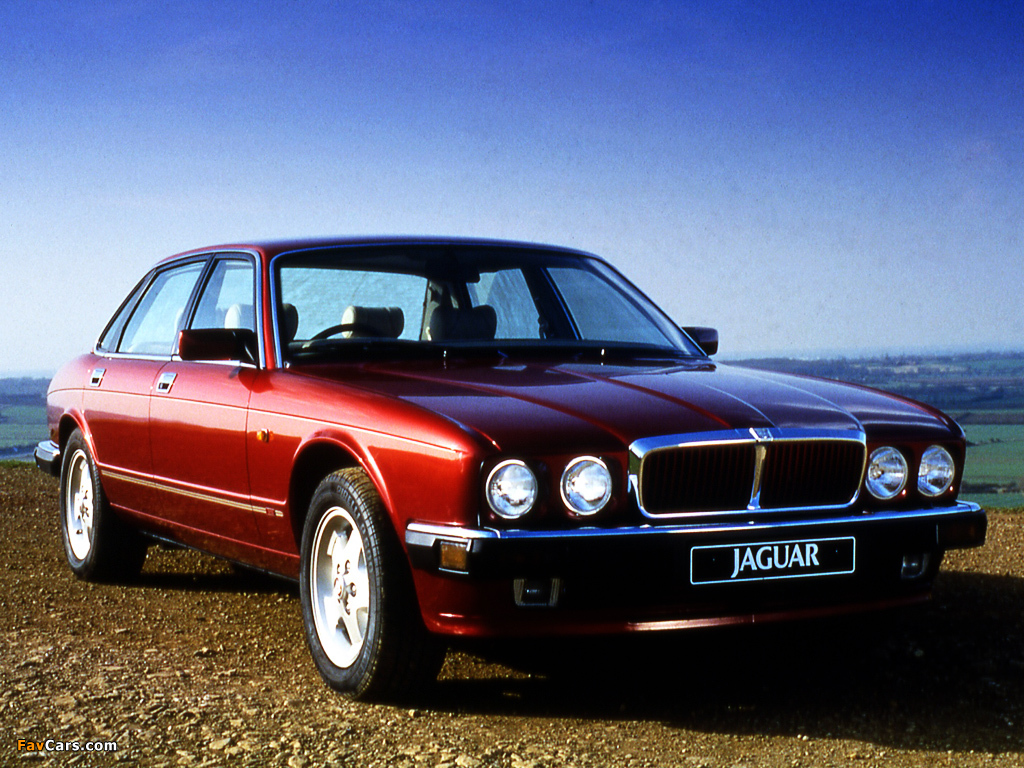Photos of Jaguar XJ6 3.2 S (XJ40) 1993-94 (1024x768)