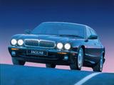 Photos of Jaguar XJ8 (X300) 1997–2003