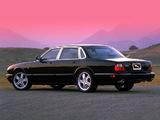Photos of Jaguar XJR US-spec (X308) 1997–2003