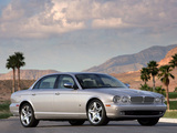 Photos of Jaguar XJ Super V8 (X350) 2003–07