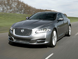 Photos of Jaguar XJ (X351) 2009