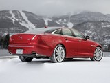 Photos of Jaguar XJ AWD US-spec (X351) 2012
