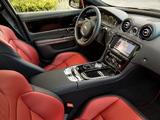 Photos of Jaguar XJR US-spec (X351) 2013