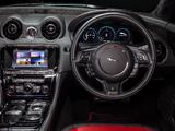 Photos of Jaguar XJR AU-spec (X351) 2016