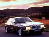 Pictures of Jaguar Sovereign (XJ40) 1986–94
