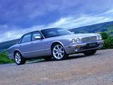 Pictures of Jaguar XJR (X308) 1997–2003