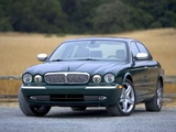 Pictures of Jaguar XJ Super V8 (X350) 2003–07