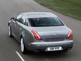 Pictures of Jaguar XJ UK-spec (X351) 2009