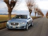Pictures of Jaguar XJ (X351) 2009
