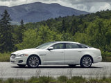 Pictures of Jaguar XJL AWD US-spec (X351) 2012