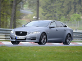 Pictures of Jaguar XJ Supersport Nurburgring Taxi (X351) 2012