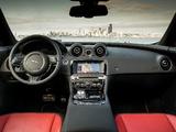 Pictures of Jaguar XJR US-spec (X351) 2013