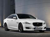 Pictures of Jaguar XJR UK-spec 2013