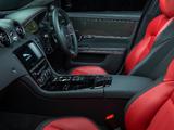 Pictures of Jaguar XJR AU-spec (X351) 2016