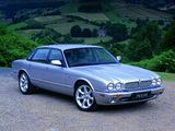 Jaguar XJR (X308) 1997–2003 wallpapers