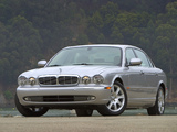 Jaguar XJ8 LWB (X350) 2003–07 wallpapers
