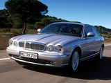 Jaguar XJ8 (X350) 2003–07 wallpapers
