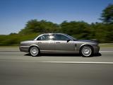 Jaguar XJ Vanden Plas (X358) 2008–09 wallpapers