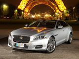 Jaguar XJL (X351) 2009 wallpapers