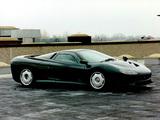 Jaguar XJ220 Pininfarina 1995 wallpapers