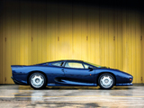 Photos of Jaguar XJ220 1992–94