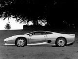 Pictures of Jaguar XJ220 UK-spec 1992–94