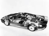 Jaguar XJ220 UK-spec 1992–94 wallpapers